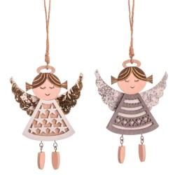 angel arbol de navidad