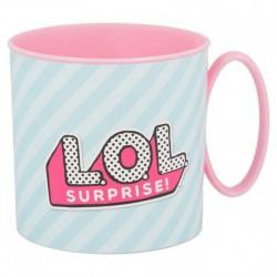 taza infantil lol