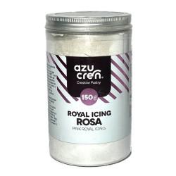 royal icing rosa