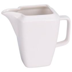lechera de porcelana