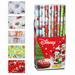 PAPEL REGALO DISNEY 200X70CM