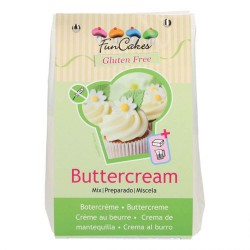 buttercream sin gluten
