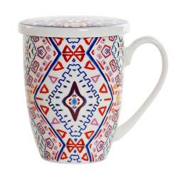 taza con filtro
