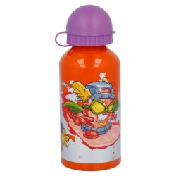 BOTELLA SUPERZINGS 400ML ALUMINIO