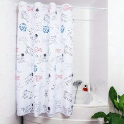 cortina de baño