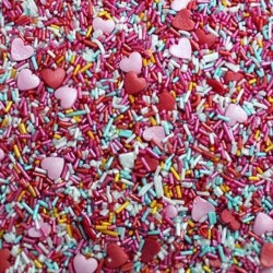 sprinkles comestibles