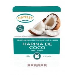 HARINA DE COCO 450 GR