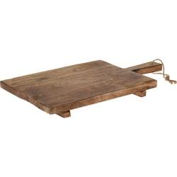 tabla de corte madera