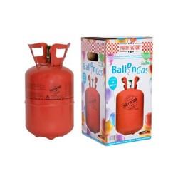 botella helio