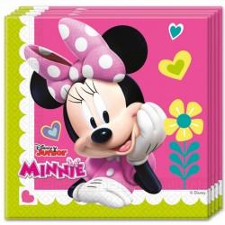 servilletas minnie mouse