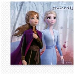 servilletas frozen
