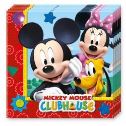 servilletas mickey mouse