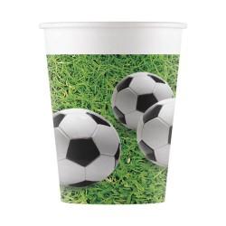 vasos futbol