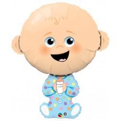 globo bebe niño