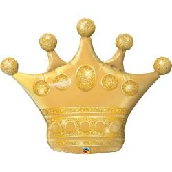 globo foil corona