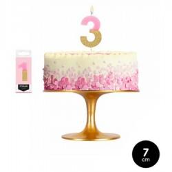 vela cumpleaños 1