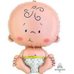 globo baby shower
