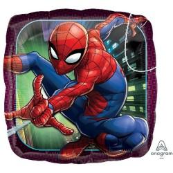 globo spiderman