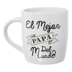 TAZA PAPÁ - EL MEJOR PAPÁ DEL MUNDO