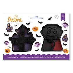 cortadores de galletas halloween