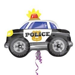 GLOBO COCHE POLICIA
