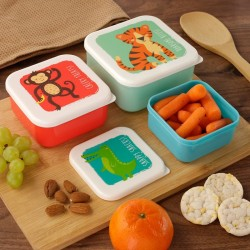 tuppers infantiles