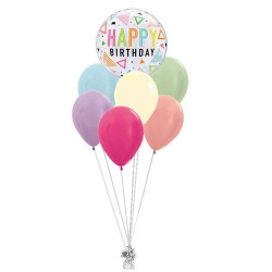 RAMO HAPPY BIRTHDAY + 6 LATEX