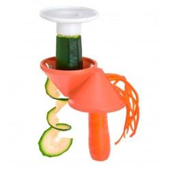 cortador verduras como espaguetis