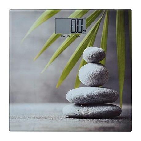 bascula de baño zen