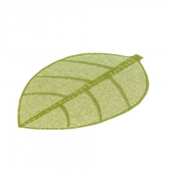 mantel individual hojas