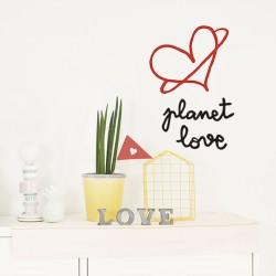 vinilo planet love