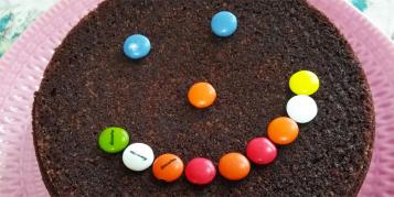 Receta de pastel de chocolate casero para niños
