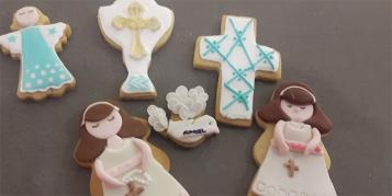 Donde aprender a hacer galletas de comunión