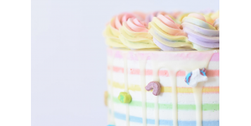 Tartas de cumpleaños fáciles y deliciosas