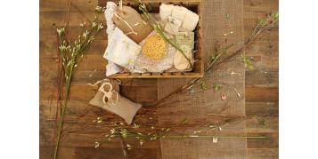 Tres espacios perfectos para decorar con cajas de madera